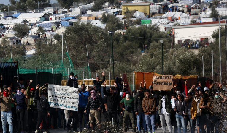 Migrant Detainees are Rebelling in Greece
